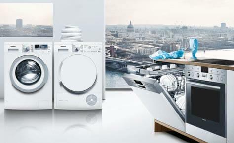 Servicio de reparación electrodomésticos